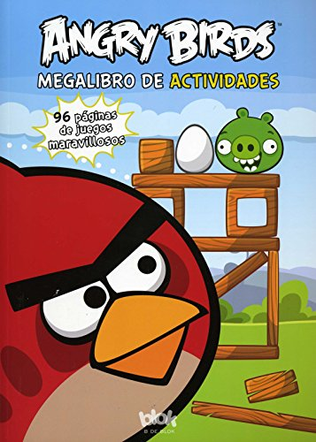 9788415579243: Angry Birds. Mega Libro De Actividades (NB VOLUMENES SINGULARES)