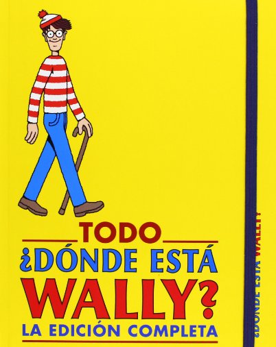 9788415579267: Todo ¿Dónde está Wally? (Colección ¿Dónde está Wally?): La edición completa (En busca de...)