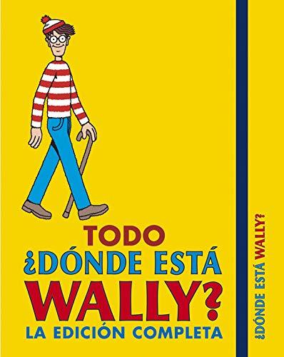 9788415579267: Todo dónde está Wally?: Edición Completa / Where is Wally?: Complete Edition (Spanish Edition)