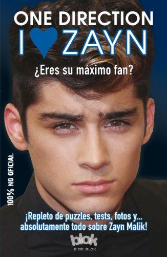 9788415579489: I Love Zayn (Corazon Joven) (Spanish Edition)