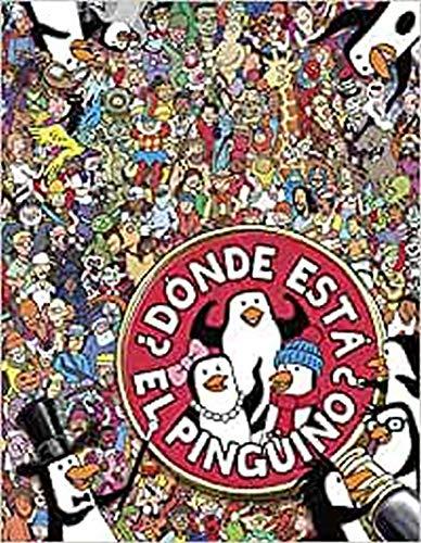 DONDE ESTA EL PINGUINO?