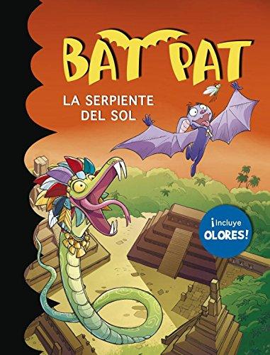 9788415580447: La serpiente del sol (Bat Pat. Olores 7)