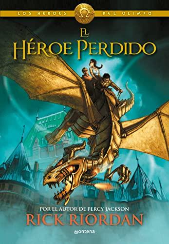 9788415580492: El Héroe Perdido (Héroes Del Olimpo 1) (SERIE INFINITA)
