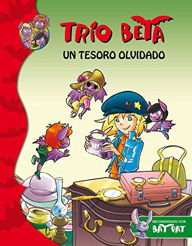 Trío Beta 7. Un Tesoro Olvidado (BAT PAT TRIO BETA): PAVANELLO,ROBERTO