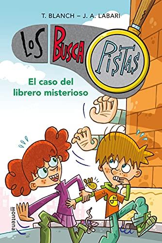 9788415580690: Los Buscapistas: El Caso Del Librero Misterioso (2) (Spanish Edition)