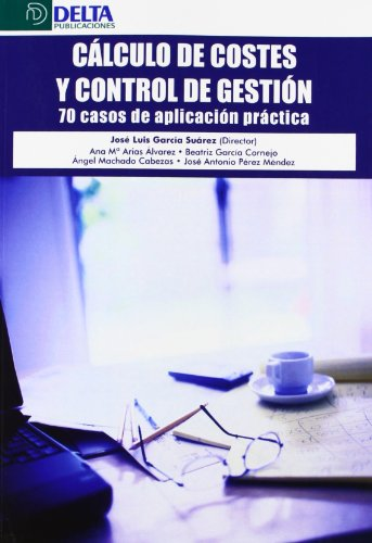 9788415581253: Calculo de costes y control de gestion