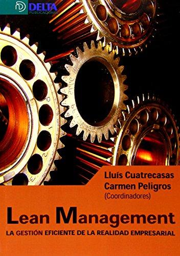 9788415581314: Lean management: la gestión eficiente de la realidad empresarial