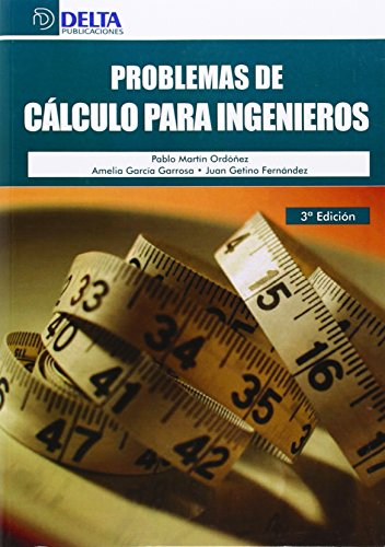 9788415581789: Problemas de cálculo para ingenieros