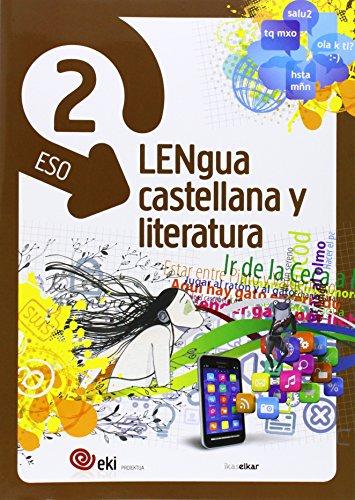 9788415586517: EKI DBH 2. Lengua castellana y Literatura 2 (Pack 3) (EKI 2) - 9788415586517