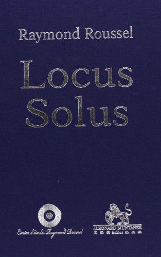 9788415592105: Locus Solus