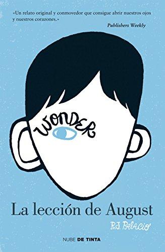 9788415594024: Wonder - La lección de August (NUBE DE TINTA)