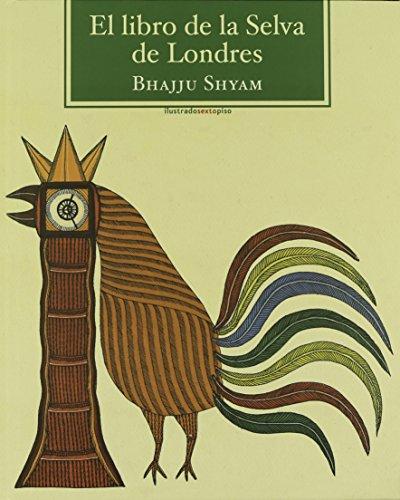 9788415601296: El libro de la Selva de Londres