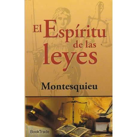 9788415605386: ESPIRITU DE LAS LEYES, EL