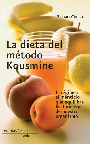 9788415612032: La dieta del método Kousmine (Vida sana) (Spanish Edition)
