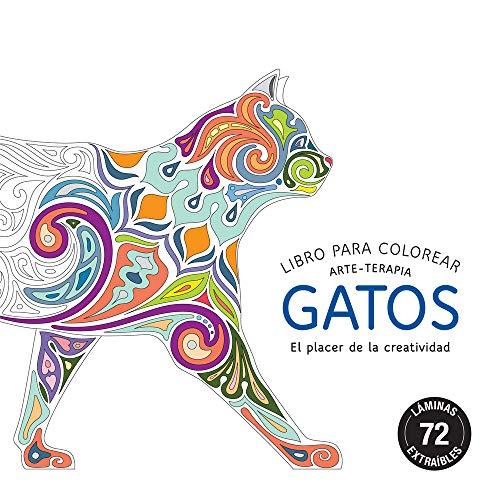 Gatos (Compactos Arte-terapia) (Spanish Edition) - Editorial Alma