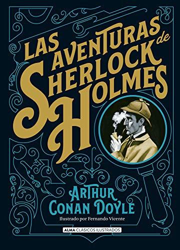 9788415618829: Las aventuras de Sherlock Holmes (Clásicos ilustrados)