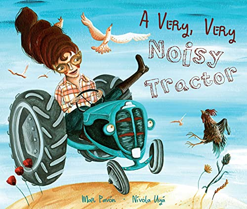 A Very, Very Noisy Tractor: Pavon, Mar