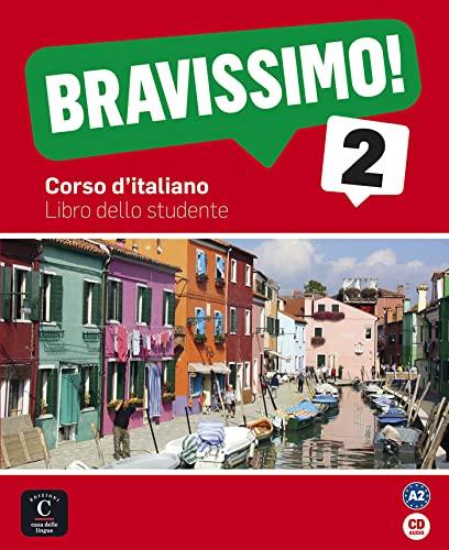 9788415620655: Bravissimo! 2. Libro dello studente (Texto Italiano)