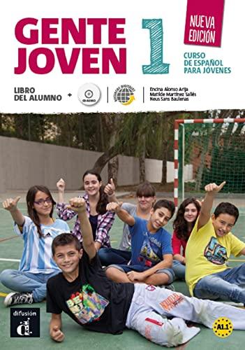 Gente Joven 1. Libro Del Alumno +