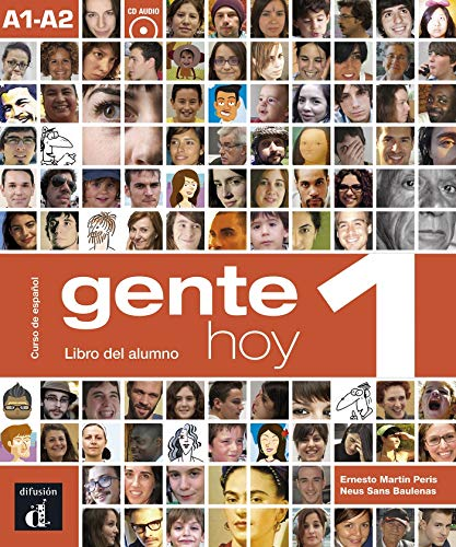 9788415620785: Gente Hoy 1: Libro Del Alumno + CD 1 (Spanish Edition)
