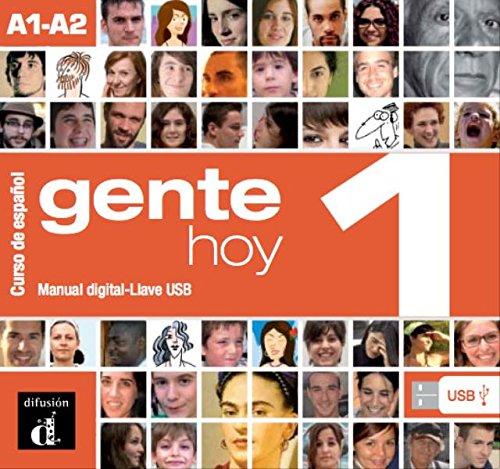 9788415620808: Gente Hoy: USB 1 (A1-A2)