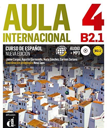 9788415620853: Aula Internacional 4. Nueva Edicion: Libro del Alumno + Ejercicios + CD 4 (B2) (Spanish Edition)