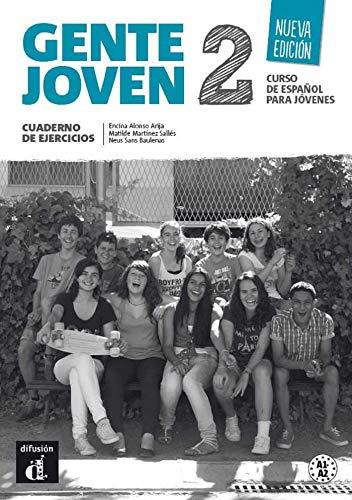 9788415620884: Gente Joven 2. Nueva Edicion: Cuaderno de ejercicios + CD (A1-A2) (Spanish Edition)