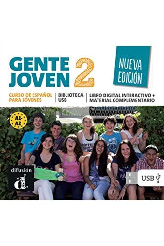 9788415620891: Gente Joven - Nueva Edicion: Biblioteca USB 2 (A1-a2) (Spanish Edition)