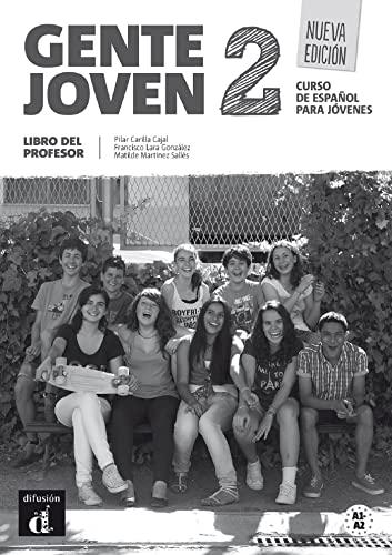 9788415620938: Gente joven 2. Nueva edición. Libro del profesor (Nivel A1-A2) (Ele - Texto Español)