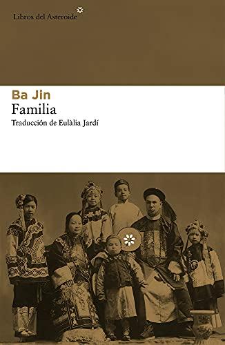 9788415625551: Familia (Libros del Asteroide)