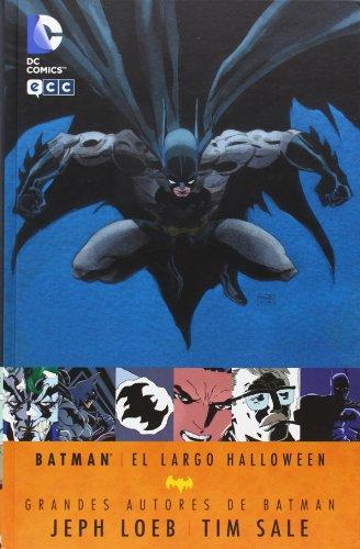 9788415628095: Batman: El largo Halloween (Grandes autores Batman: Jeph Loeb y Tim Sale)