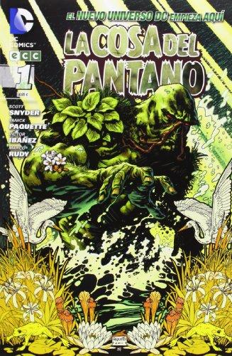 9788415628187: La Cosa del Pantano núm. 01 (La Cosa del Pantano (Nuevo Universo DC))