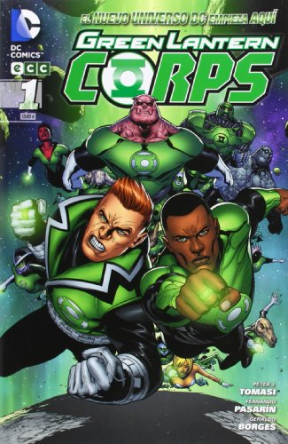 9788415628200: Green Lantern Corps núm. 01 (Green Lantern Corps (Nuevo Universo DC))