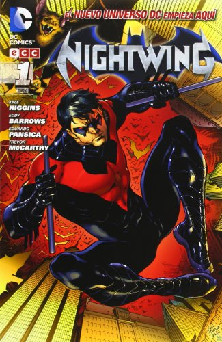 9788415628293: Nightwing núm. 01