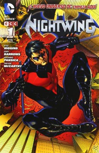 9788415628293: Nightwing núm. 01 (Nightwing (Nuevo Universo DC))