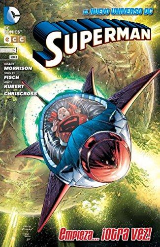 9788415628385: Superman núm. 04 (Superman (Nuevo Universo DC))
