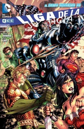 9788415628521: Liga de la Justicia núm. 05 (Liga de la Justicia (Nuevo Universo DC))