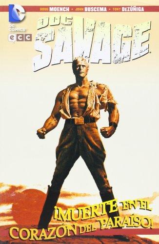 9788415628613: Doc Savage: ¡Muerte en el corazón del paraíso!