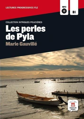 9788415640028: Les perles de Pyla (1CD audio MP3)