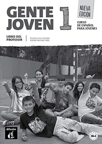 9788415640042: Gente joven 1. Nueva edición. Libro del profesor (Nivel A1.1) (Ele - Texto Español)