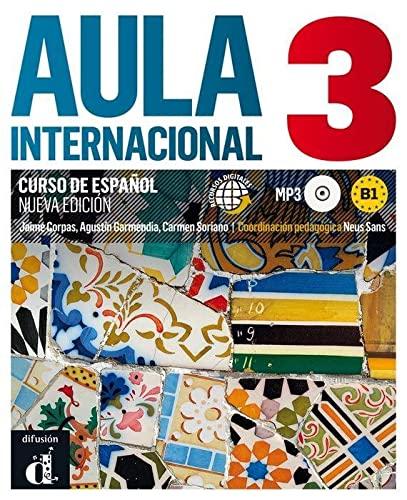 9788415640110: Aula internacional 3 B1 (1CD audio MP3)