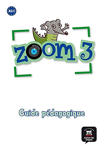 9788415640356: Zoom 3 : Guide p�dagogique