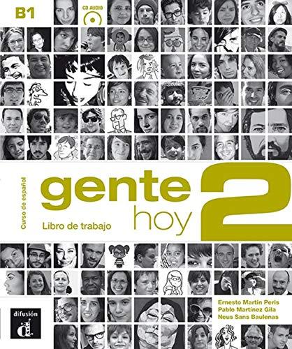 9788415640387: Gente hoy. Libro del trabajo. Per le Scuole superiori. Con CD. Con espansione online: Gente hoy 2. Libro de trabajo (Ele - Texto Español)