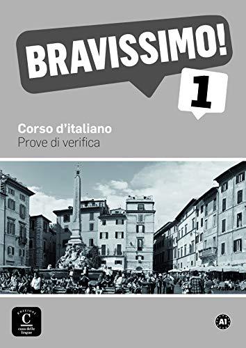 9788415640615: BRAVISSIMO A1 TEST PROVE DI VERIFICA+CDR