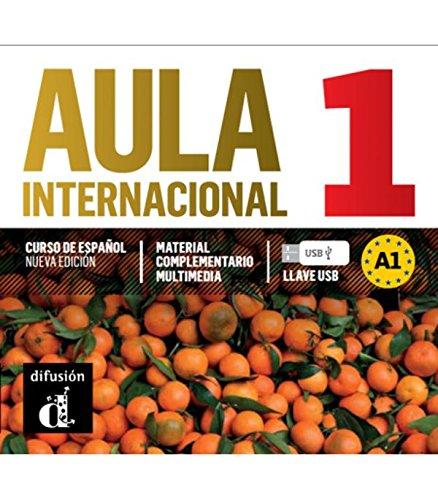 9788415640639: Aula International 1Usb