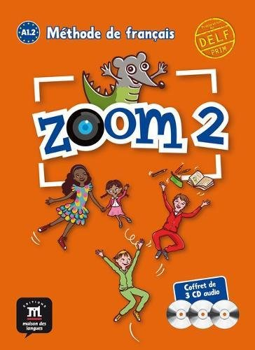9788415640752: Zoom 2. Pack audio 3 CD (French Edition)
