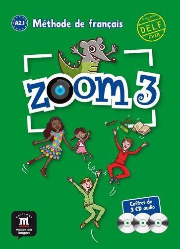 9788415640769: Zoom 3. Pack de 3 CDs (French Edition)