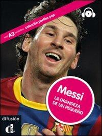 9788415640936: Messi. Coleccion perfiles. Ediz. italia. Con espansione online. Con CD Audio. Per la Scuola media