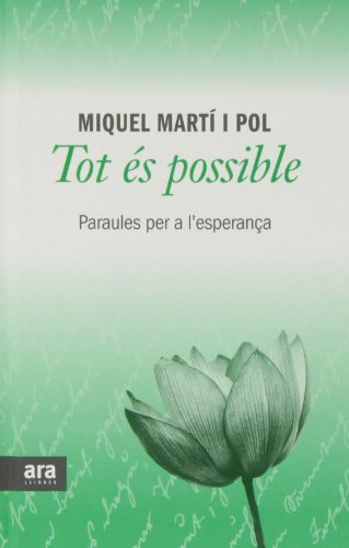 9788415642473: Tot És Possible (Catalan)