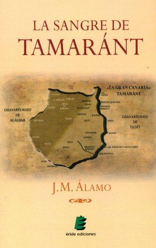 9788415643692: La sangre de Tamaránt